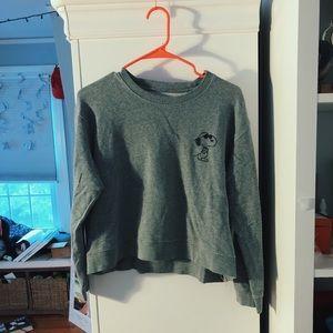 Snoopie sweatshirt